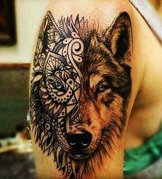 erkek omuz dövmeleri man shoulder tattoos 18