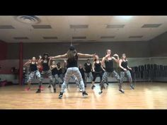 Booty, by Jennifer Lopez (feat. Pitbull), Choreo by Natalie Haskell for Dance Fitness - YouTube