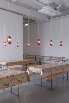 Meschac Gaba Museum Restaurant From Museum of Contemporary African Art 1997 – 2002