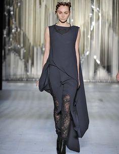 #Kimberly Ovitz Fall 2013 #fashion #NYFWFall2013