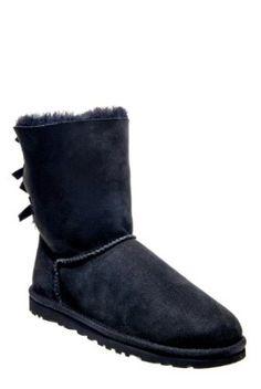 UGG AUSTRALIA WOMENS BAILEY BOW BOOT Ultra Comfort Stylish Look Quality Design #Slippers #Ugg