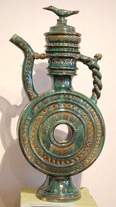 Лощинина Татьяна - Скопинская керамика