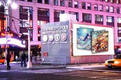 Pokemon Omega Ruby, Les Twins, Times Square, Broadway Shows, Cool Stuff, Travel, Larry, Sapphire, Logo