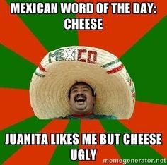 Mexicain word of the day