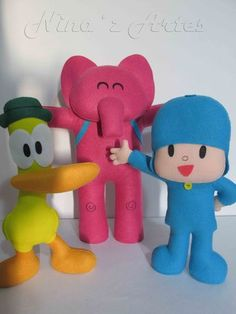 Kit do Pocoyo