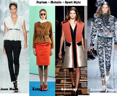 Wow.  Fashions from The Capitol of Panem?