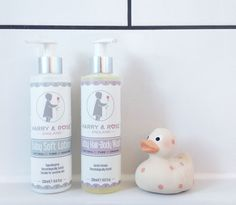 Organic Luxury Baby Skincare Products Review