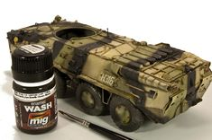 Using the New Set Modern Russian Camo Colors - AMMO by Mig Jimenez Weather Models, Camouflage Colors, Rubber Tires, New Set, Modern, Trendy Tree