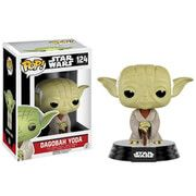 Star Wars Dagobah Yoda Figurine Funko Pop!