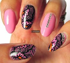 Ash-Lilly's Lacquer Lust #nail #nails #nailart