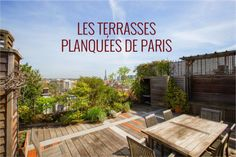 MEILLEURE TERRASSE PARIS