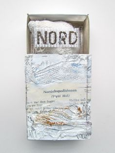 mano kellner, art box nr 261, nordekspeditionen - weg!