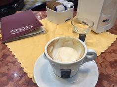 It is all about coffee - by TravEllenineurope.com