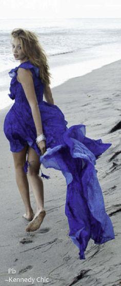 Indigo Blue Summer