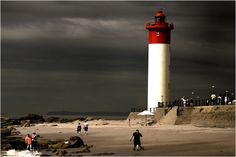 Storm Warning at the Lighthouse