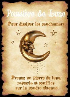 affiche poussière de lune