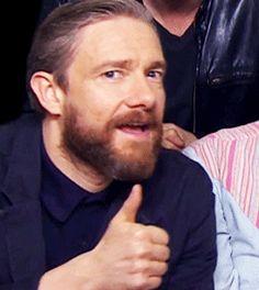 Martin Freeman approves