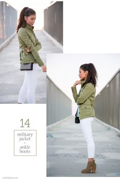We've gathered our favorite ideas for What To Wear With White Jeans 16 Stylish Outfits, Explore our list of popular images of What To Wear With White Jeans 16 Stylish Outfits. How To Wear White Jeans, Womens White Jeans, White Jeans Outfit, White Pants, White Denim, Jean Jacket Outfits, Blazer Outfits, Boot Outfits, Fall Outfits