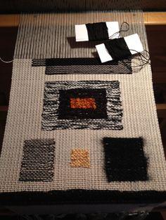 TM sampler shapes Project 3, Tapestry Weaving, Weaving Techniques, Textile Art, Fiber Art, Textiles, Craft Ideas, Shapes, Quilts