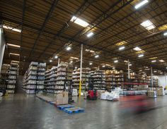 Our class A third party logistics warehouse in La Mirada, California, USA. Iffel and Westset share office space and provide over 200,000 sf of warehousing space.