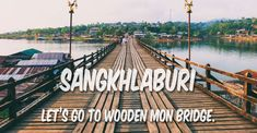 This place is worth visitting and a spectacular place for tourist who loves to hanging out, relaxing and eating Thai traditional food.  #Sangkhlaburi #Kanchanaburi #Thailand #travel