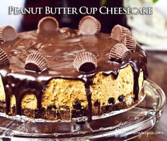 Peanut Butter Cup Cheesecake – Food Recipes