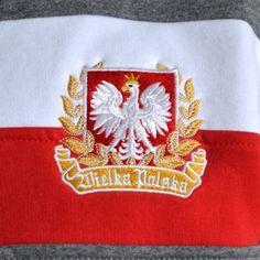 Motyw patriotyczny na bluzie 'Polska' ---> Streetwear shop: odzież uliczna, kibicowska i patriotyczna / Przepnij Pina!