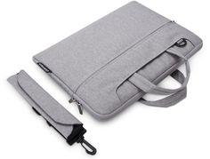 Amazon.com: POFOKO 13.3 inch Portable Waterproof Laptop Bag for Laptop Notebook- Grey: Computers & Accessories