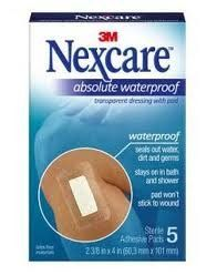 Nexcare Tegaderm  Pad Waterproof Transparent Dressing H35844PACK >>> Find out more about the great product at the affiliate link Amazon.com on image.