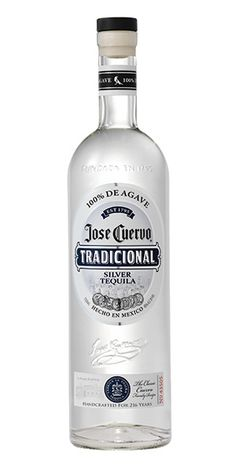 Jose Cuervo Tradicional Tequila Silver: This 100% blue agave silver tequila is bottled using a special process designed to conserve its flavor and finish at freezing temperatures. Store it in your freezer so it's always ready to put a crisp, smooth finish on your next tequila cocktail. – Distiller's Notes