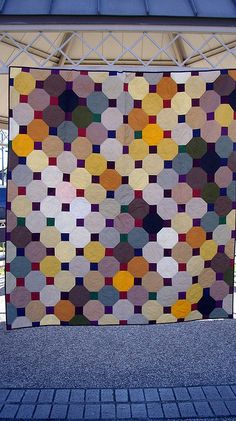 City Fair by cherry house quilts, via Flickr