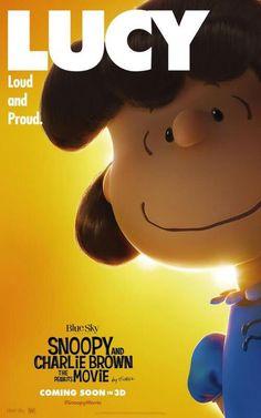 Pósters de #PeanutsMovie.