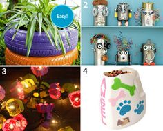 16 Easy Spring Craft Ideas for Kids
