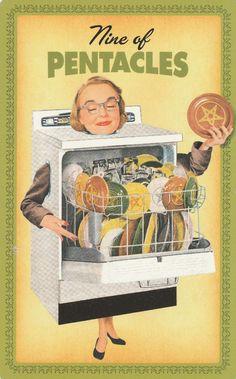 Housewives Tarot