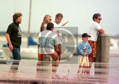 1995 Labor Day in Hyannis | Remembering Carolyn