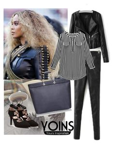 """""""YOINSCOLLECTION"""" by fahreta1992 ❤ liked on Polyvore featuring women's clothing, women, female, woman, misses and juniors"""