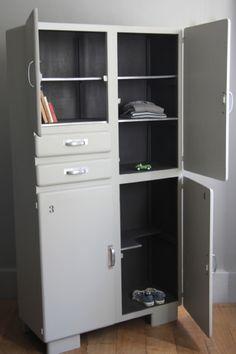 1000 images about meubles vintage on pinterest buffet - Meuble cuisine petit espace ...