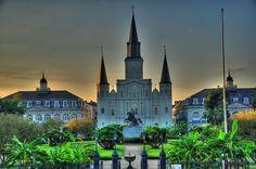 Vivid New Orleans