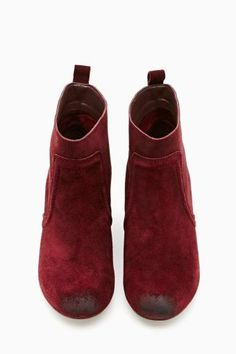 Shoe Cult Wander Boot in Oxblood #ShoeCult