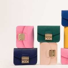 Furla Metropolis bags: objects of desire.  #furlafeeling #fashion #bag #furlametropolis