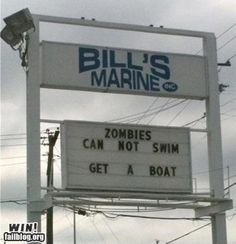 @Sara Field This is great :-)  #zombies