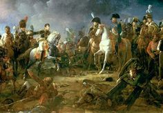 The Battle of Austerlitz, also known as the Battle of the Three Emperors, was one of Napoleon's greatest victories (1805)