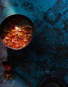 seafood chum cocktai