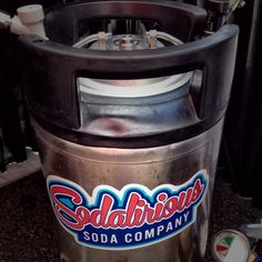 The soda is ice cold and hooked up ready to go. Come get some at the Adams Avenue Street Fair today. @adamsavesd #soda #sodajerk #sodalirious #musicfest #localbusiness #sandiegoevents #sandiego #craftbeer #homemadesoda #craftsoda