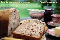 Bread Machine Recipes, Bread Recipes, Types Of Bread, Pan Dulce, Pan Bread, Bread And Pastries, Cooking Time, Sweet Recipes, Banana Bread