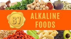 This alkaline food list is based on the Dr. Sebi food guide and includes non-hybrid alkaline whole plant foods that naturally support...