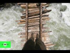 ❝ Los 15 puentes más peligrosos del mundo [VÍDEO] ❞ ↪ Puedes leerlo en: www.divulgaciondmax.com