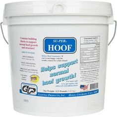 Su-Per Hoof Grow for Horses 12.5 lb