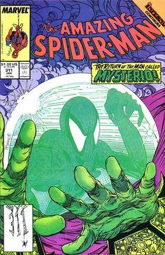 The Amazing Spider-Man (Vol. 1) 311 (1989/01)