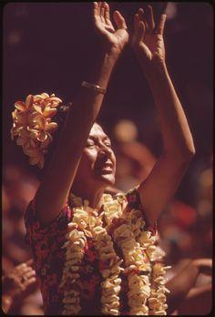 The Hawaiian Hula Dance
